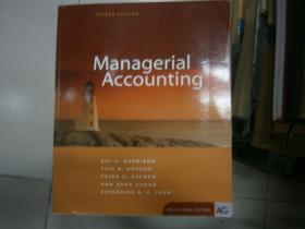 Managerial Accounting(外文原版)