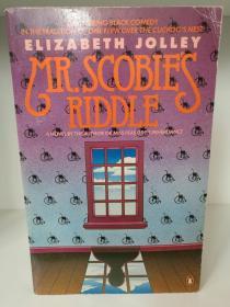 伊丽莎白·乔利 Mr. Scobies Riddle by Elizabeth Jolley (澳大利亚文学)英文原版书