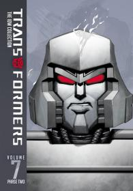 现货 Transformers: IDW Collection Phase Two Volume 7  英文原版 变形金刚  [英] 詹姆斯·罗伯茨 (James Roberts)