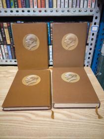 毛泽东选集1-4卷,大32开布面精装,私藏!难得好品!