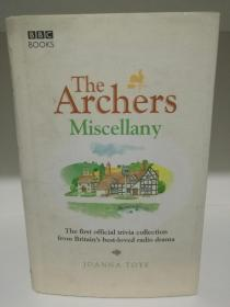 The Archers Miscellany:The First Official Trivia Collection from Britains Best-Loved Radio Drama by Joanna Toye (英国史)英文原版书