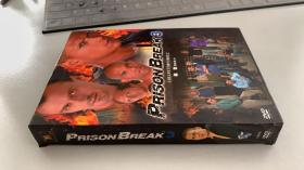 PRISON BREAK 3 COLLECTORS BOX 2 越狱 第三季 下  内含12张 请看图