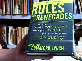 Rules for Renegades:How to Make More Money, Rock Your Career, and Revel in Your Individuality