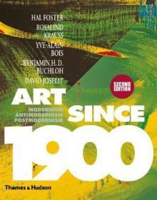 WW9780500238899微残-英文版-Art Since 1900(精装)