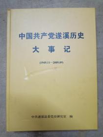 中国共产党遂溪历史大事记(1949.11---2009.09)