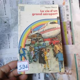 英文书:La Vie  dun  grand  deroport