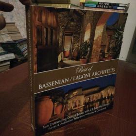 Best of Bassenian/Lagoni Architects: Tuscan 9780972153966
