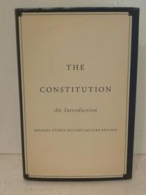 宪法导论 The Constitution: An Introduction by Michael Stokes Paulsen and Luke Paulsen (法律)英文原版书