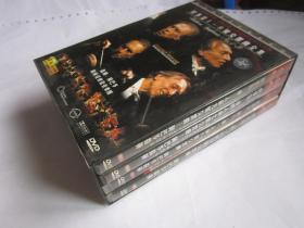 DVD 唱片 光盘   . 一代指挥大师-阿巴多告诉柏林爱乐代表作  . 贝多芬1-9号交响曲全集   中英原文字幕    指挥    阿巴多  柏林爱乐管弦乐团