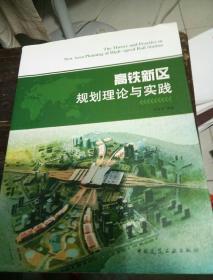 高铁新区规划理论与实践