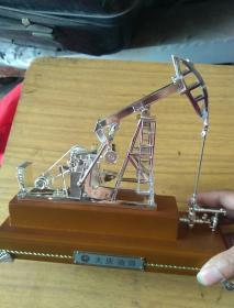 大庆油田模型