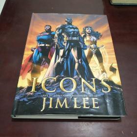 The DC Comics  Wildstorm Art of Jim Lee