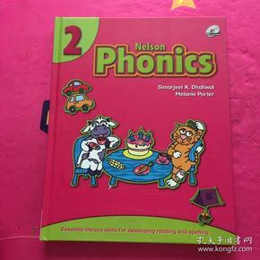 NELSON PHONICS ,2,【精装本】