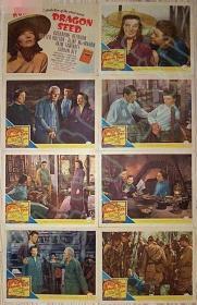 美国米高梅,龙种,抗战,电影海报