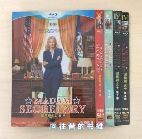国务卿女士【第1季-第4季】(2015-2018)剧情 12碟