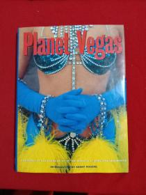 Planet Vegas:Browne And Marshall 拉斯维加斯摄影画册
