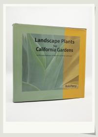 加州植物植被园林Landscape Plants for California Gardens