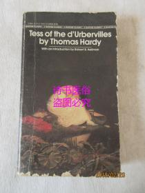TESS OF THE DURBERVILLES BY THOMAS HARDY