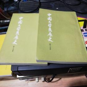 中国文学发展史 上 中 两册合售
