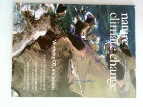 nature climate change 2013/05 外文原版过期自然杂志