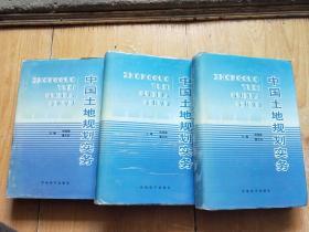 中国土地规划实务 (上中下)