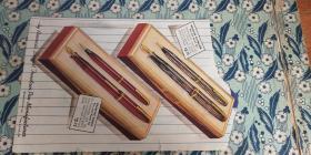 故纸堆之老剪报:钢笔
