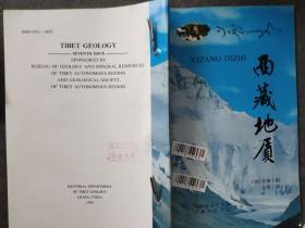 西藏地质 1992  1