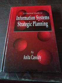 A Practical Guide To Information Systems Strategic Planning信息系统战略规划的实用指南【16开精装】