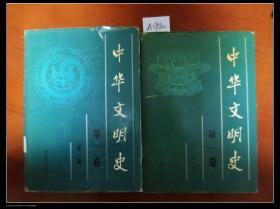 中华文明史史前和先秦两卷