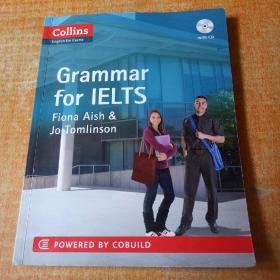 Collins Grammar for IELTS 有写字不影响阅读