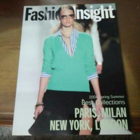 fashion insight  best collections  2004  韩文版