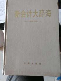 新会计大辞典