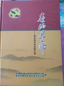 泰山丰碑 泰安县革命史图片集