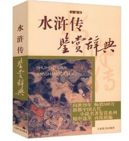 水浒传鉴赏辞典 : 文通版