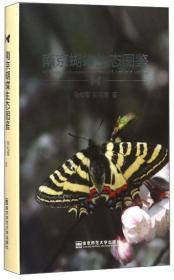 南京蝴蝶生态图鉴