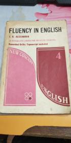 FLUENCY IN ENGLISH 4