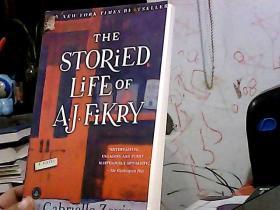 The Storied Life of A. J. Fikry:A Novel