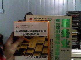 服务业国际通用管理标准全程实施方案(下册+DIY操作系统光碟1张)