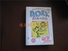 英文原版:DORK diasies (85品强,精装)