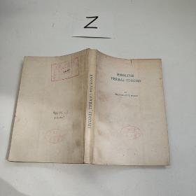 英文原版书籍-- ENGLISH VERBAL IDIOMS BY FREDERICK T.WOOD