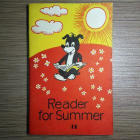 Reader for Summer Ⅱ 夏天的读者