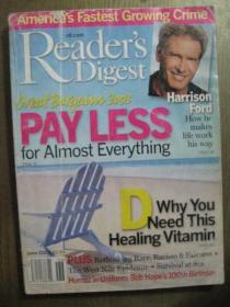 Readers Digest 2003