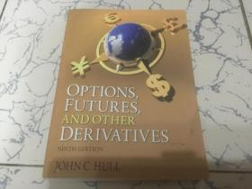 options  futures  and other derivatives  [英文版]
