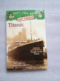 Titanic: A Non-fiction Companion to Tonight on the Titanic(Magic Tree House)