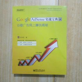 Google AdSense实战宝典