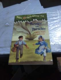 Twister on Tuesday (Magic Tree House #23) 神奇树屋23:冲出龙卷风
