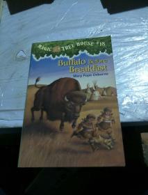 Buffalo before Breakfast (Magic Tree House #18)神奇树屋系列18:早餐前