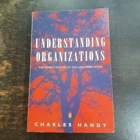 英文原版:UNDERSTANDING ORGANIZATIONS
