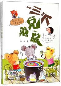 新书--冰波童话注音本系列·美绘版:三个兄弟鼠
