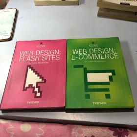 WEB DESIGN:FLASH SITES+E-COMMERCE